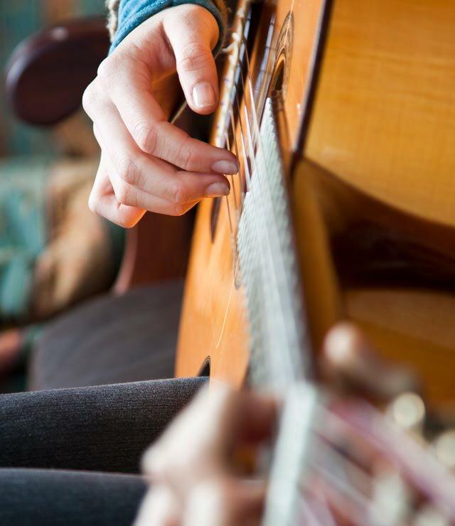 Live music at Nakoma Resort