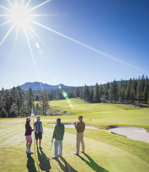 Golf Lost Sierra Nakoma Resort The Dragon