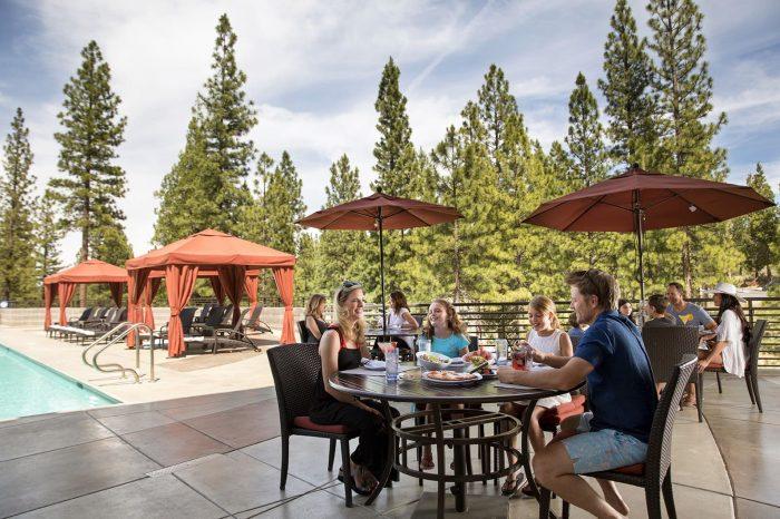 Middle Fork Bar Bistro Outdoor Dining