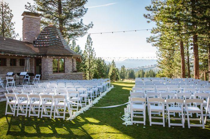 Nakoma Wedding Gathering Tahoe Venue