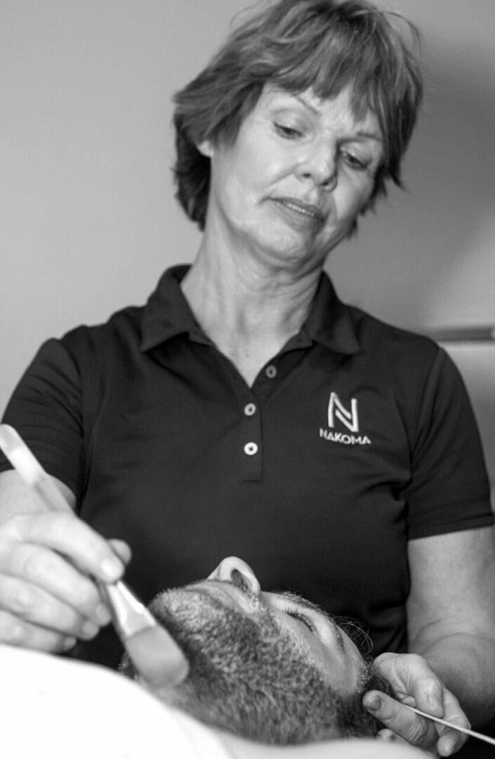 spa facial treatment nakoma resort