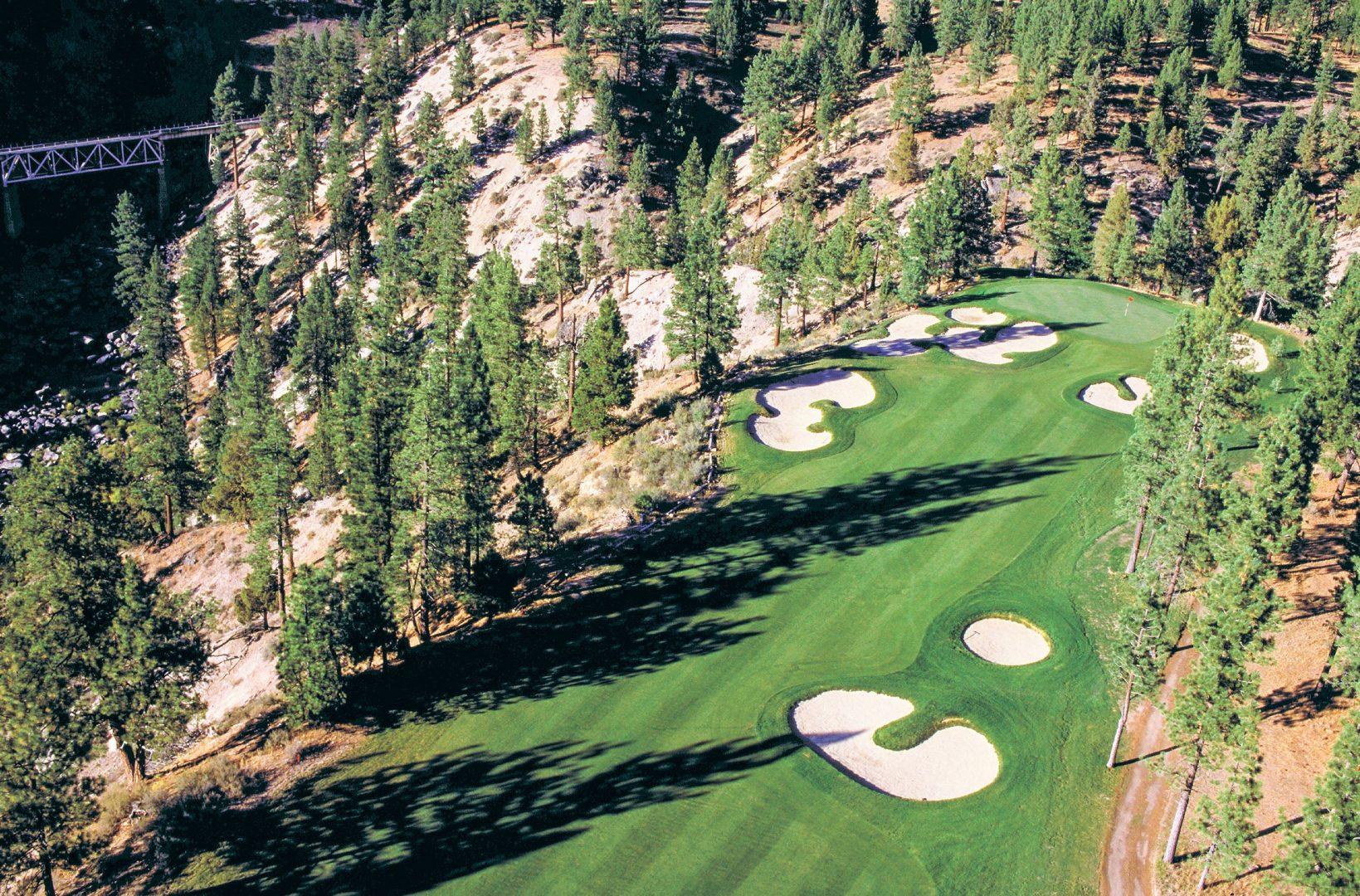 The Dragon Golf Course Feather River Plumas