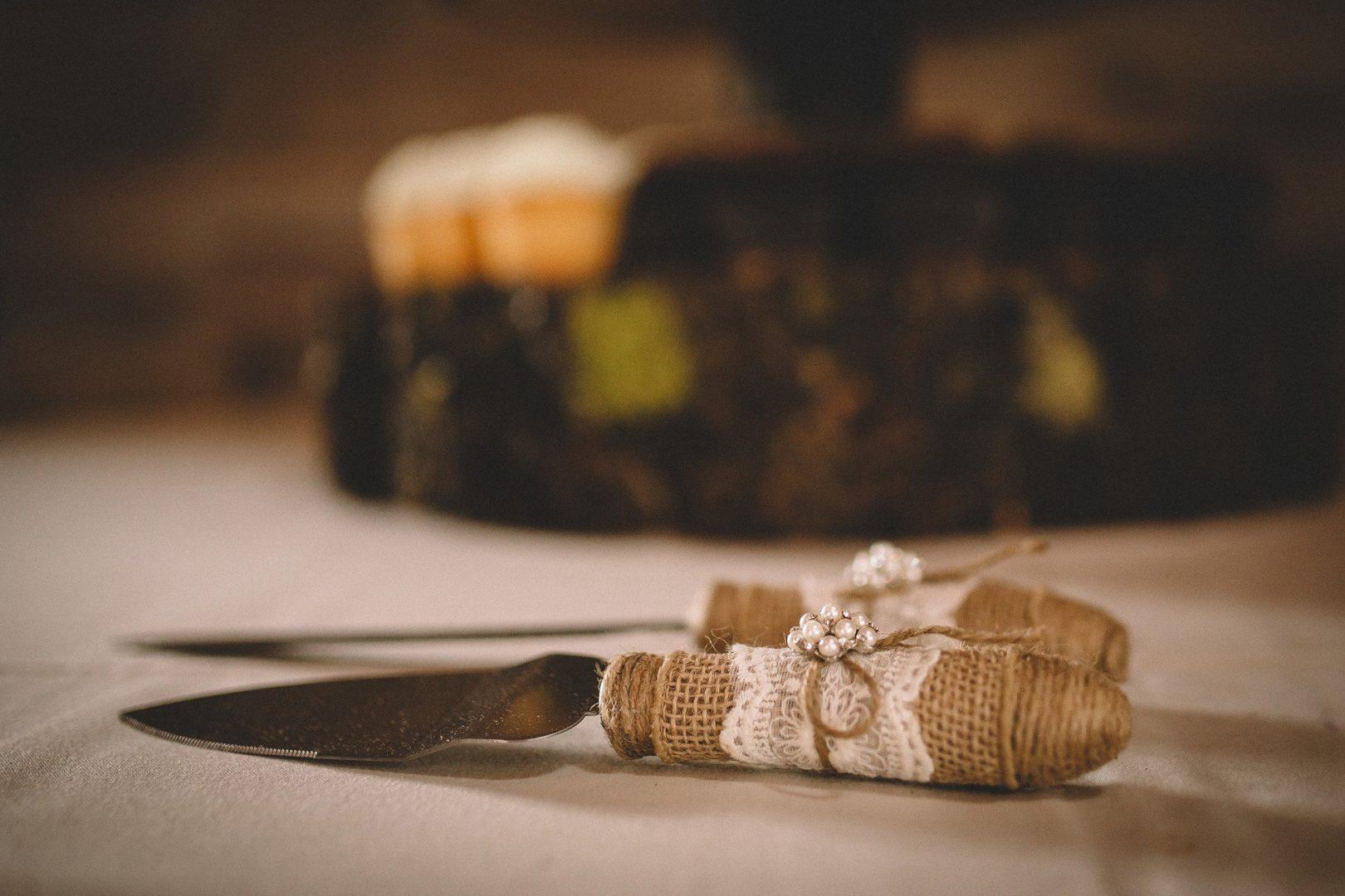 Wedding Dining Detail