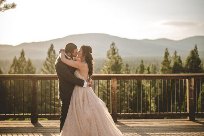 weddings at Nakoma Resort deck
